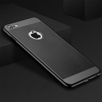 case iphone 5 Ultra Slim Phone Case For iPhone XS MAX XR X 6 6s 7 8 Plus Hollow Heat Dissipation Cases Hard PC For iPhone 5 5S SE Back Cove (1)