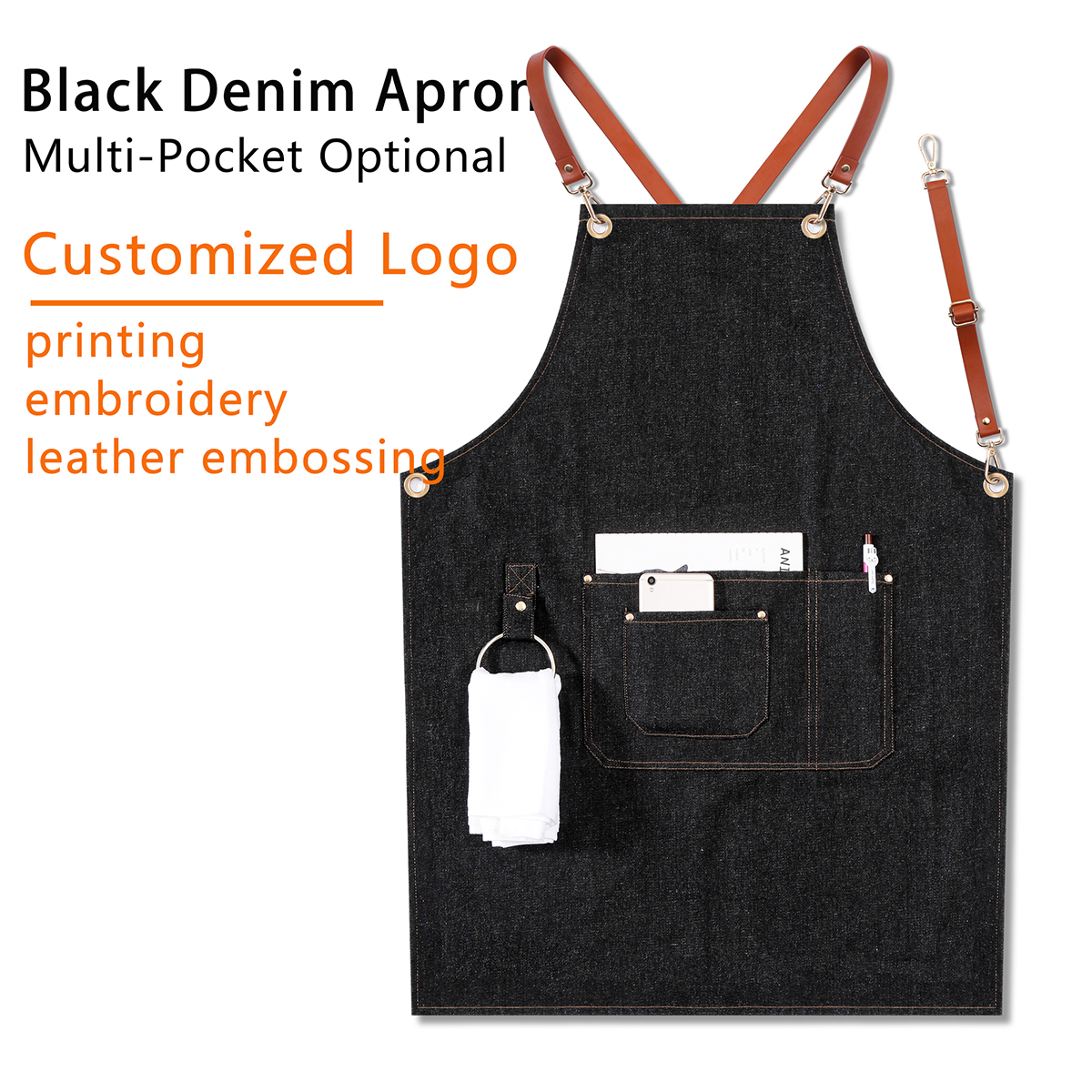Denim BBQ Cleaning Apron Cooking Apron Kitchen Bib Chef Florist Bartender Neutral Cowboy Antifouling Pinafore Delantal WaiterDenim BBQ Cleaning Apron Cooking Apron Kitchen Bib Chef Florist Bartender Neutral Cowboy Antifouling Pinafore Delantal Waiter