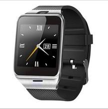 2017 Moda MTK6261D Aplus GV18 Reloj Inteligente Apoyo TF Tarjeta SIM NFC Comunicación Bluetooth3.0 550 mAh Batería de Larga Duración