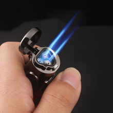 Three Fires Torch Turbo Lighter gas Lighter Cigar