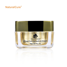 NaturalCure wheat cell extractive cream. reducing facial lipofuscin, improve elasticity of skin, whiten face skin