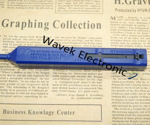 Image 4 - Nową optyką z włókna LC/MU środek do czyszczenia złącz 1.25mm światłowodowy Pen Cleaner 800 czyści Fibra Optica narzędzia do czyszczenia