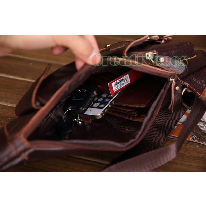 homensageiro desequilíbrio sling peito bolsa Material Composição : Cowhide