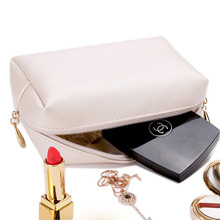 Women Cosmetic Bag Travel Toiletry Make Up Pouch Clutch Handbag Purses Case for Cosmetics Makeup Organizer