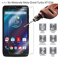 2.5D 0.26mm 9H Premium Tempered Glass For Motorola Moto Droid Turbo XT1254 Screen Protector Toughened protective film *