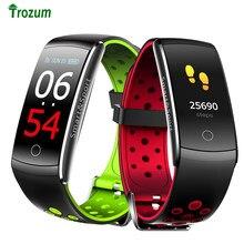 Q8s pulseira smart bracelete com bluetooth, pulseira smart, monitor de freqüência cardíaca, à prova d' água, rastreador de fitness, q8, para android, ios, mulheres e homens