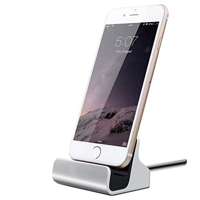 buy for socle chargeur iphone 6 oplader charger dock charge and sync stand for. Black Bedroom Furniture Sets. Home Design Ideas