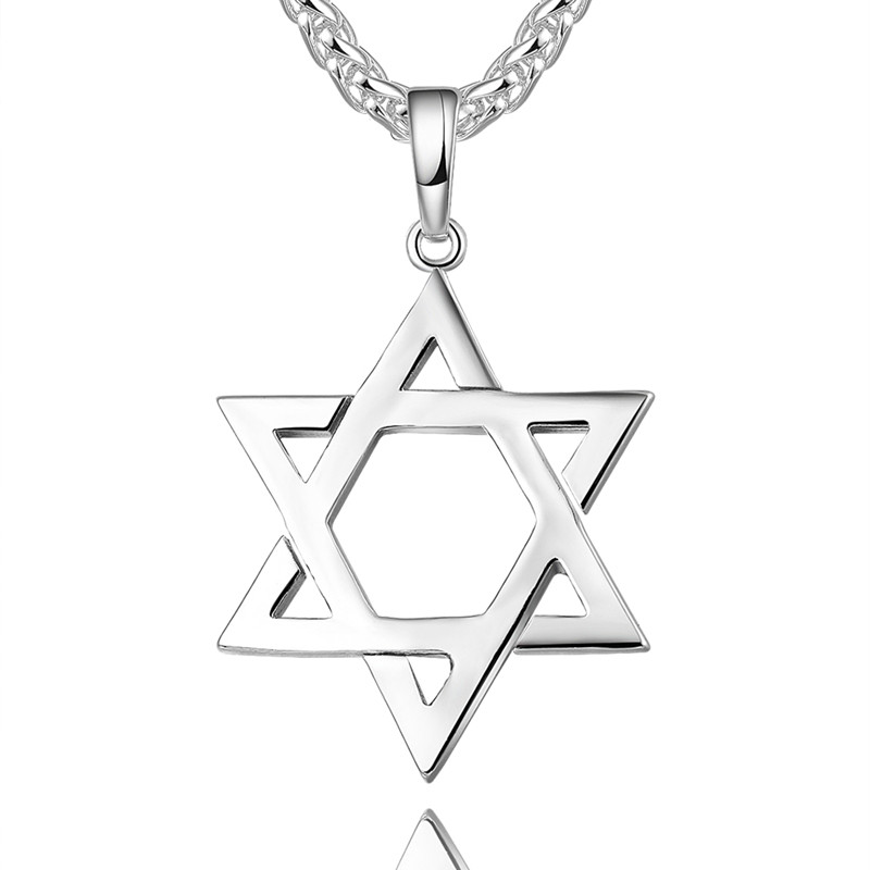 collier homme juif