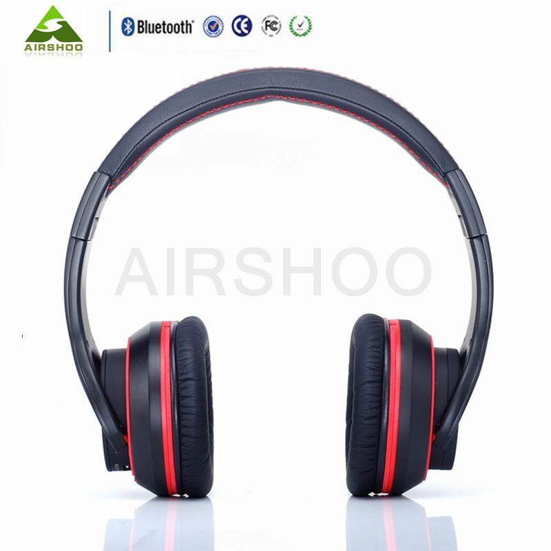 2016 Top Quality Foldable Noise Cancelling Wireless Bluetooth Headphones HD Headphone Over Ear Headset Syllable G18 Free Ship