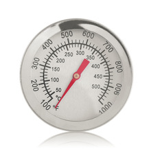 Termómetro de acero inoxidable de lectura instantánea, calibrador BBQ, termómetro de cocina para alimentos, termómetro de carne, gran variedad de herramientas para hornear, accesorio de cocina