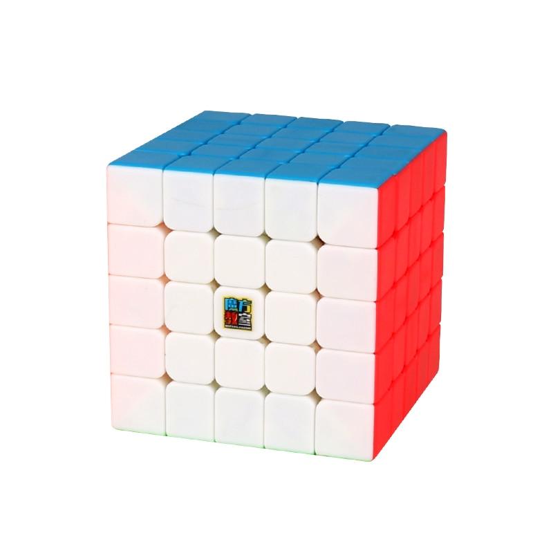 Cubing классный магический куб головоломка Moyu Meilong 5x5x5 скоростной Куб 5x5 без наклеек профессиональные обучающие игрушки для детей