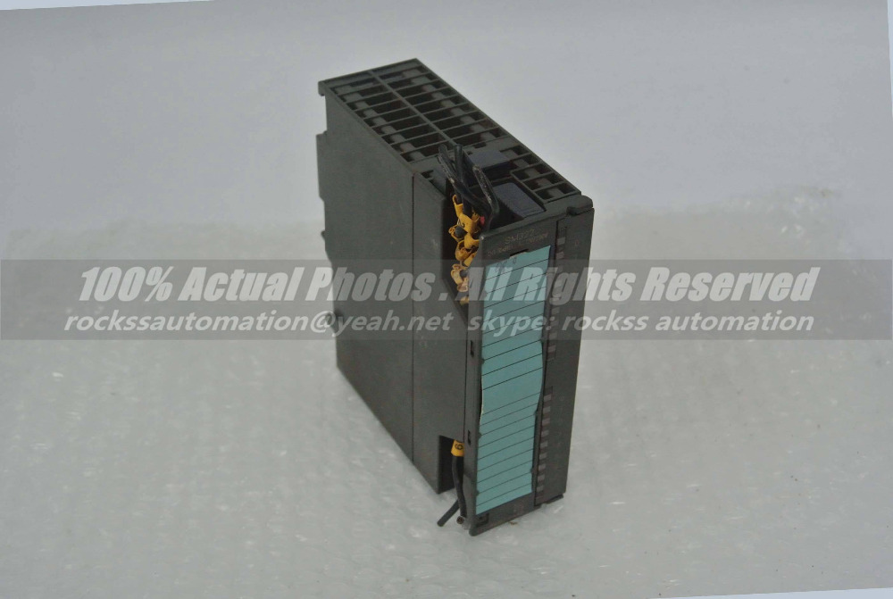 6ES7 322-1HH01-0AA0  6ES7322-1HH01-0AA0  Used 100% Tested With Free DHL
