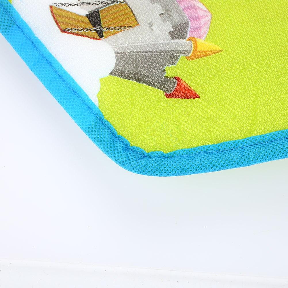Hexagonal Game Rug Baby Floor Mats Baby Non-Slip Rug Multicolor Safe Material Play Kidsroom Beautiful Children'S Game Pad