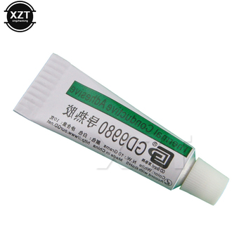 1pcs 10Grams ST10 GD9980 Thermal Paste Thermally Conductive Adhesive Heat-conducting Glue Heatsink Plaster Heat Sink for CPU