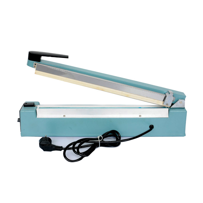Maquinaria de embalaje de máquina selladora Manual de aluminio SF-400