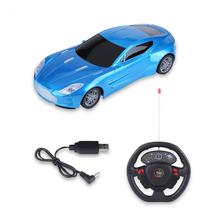 RC 1:18 27MHZ RC Racing Games Car Styling Remote Control Gravity Drift Toy Sensor Vehicle RC Models Crawler Toys For Boys(China)