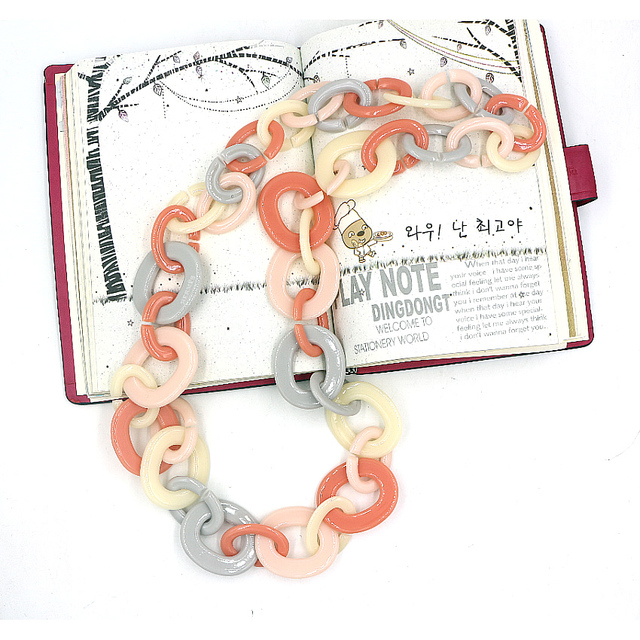 Largas Cadenas de Collar de gargantilla para Las Mujeres maxi Collar Punky Declaración de Moda Collares y Colgantes de La Joyería 2016 collares mujer joyas