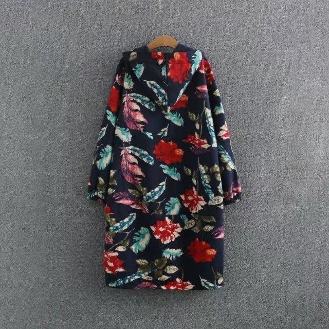 À Taille Le Velours Automne marine rouge Pour Longue Femmes Hiver La Vêtements Casual Lâche Chaud Bleu 1747 Capuchon T5 Vert Parkas Manteau kaki Plus l15JFucTK3
