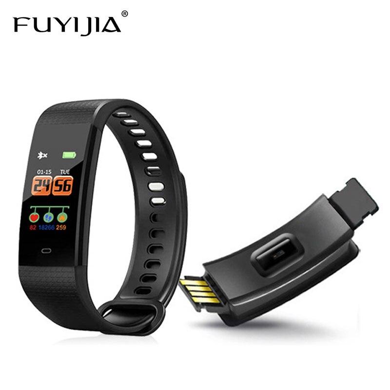 2018 New Heart Rate Detection Sports Smart Watches Men Waterproof Watch Women Top Brand Watch Couple Bluetooth Relogio Feminino Sale Price Watches