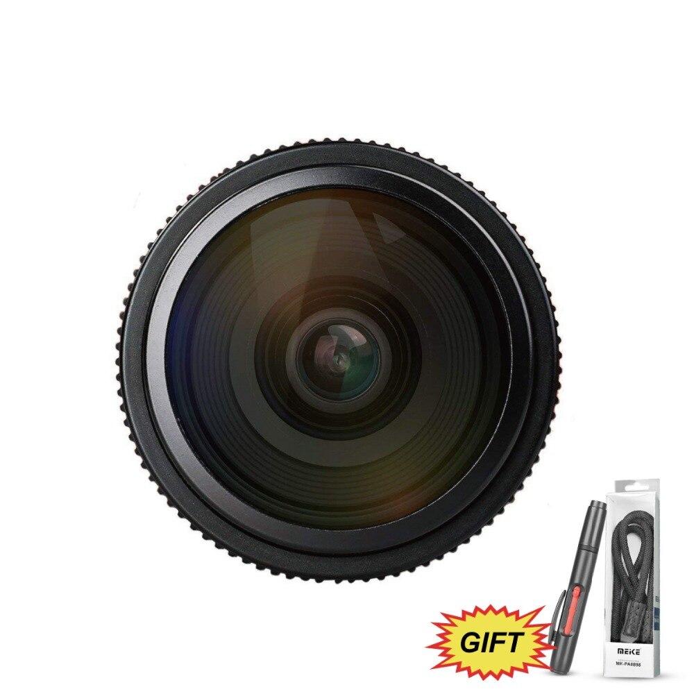 Meike 6 5mm Ultra Wide f 2 0 Fisheye Lens for Sony E mount mirorrless cameras