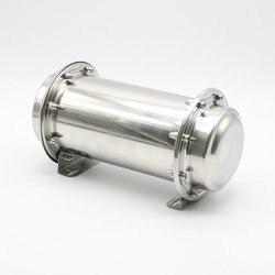Czas kapsułka ze stali nierdzewnej wodoodporny pojemnik/przechowywania przyszłość prezent Buri 19.6