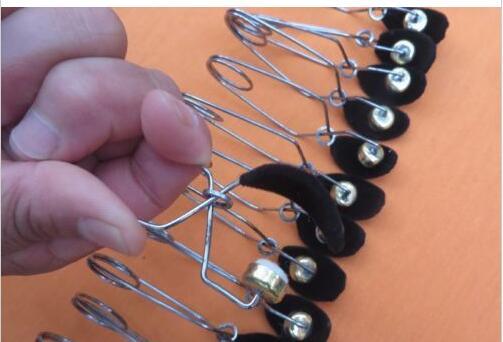 8 Pcs Flute Repair Tools Pads Clamp Repair Parts