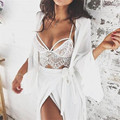 Porn Babydoll Lingerie Sexy Lingerie Set Women Lace Erotic Transparent Lingerie Hot Sexy Underwear Costumes Sex Products Toys