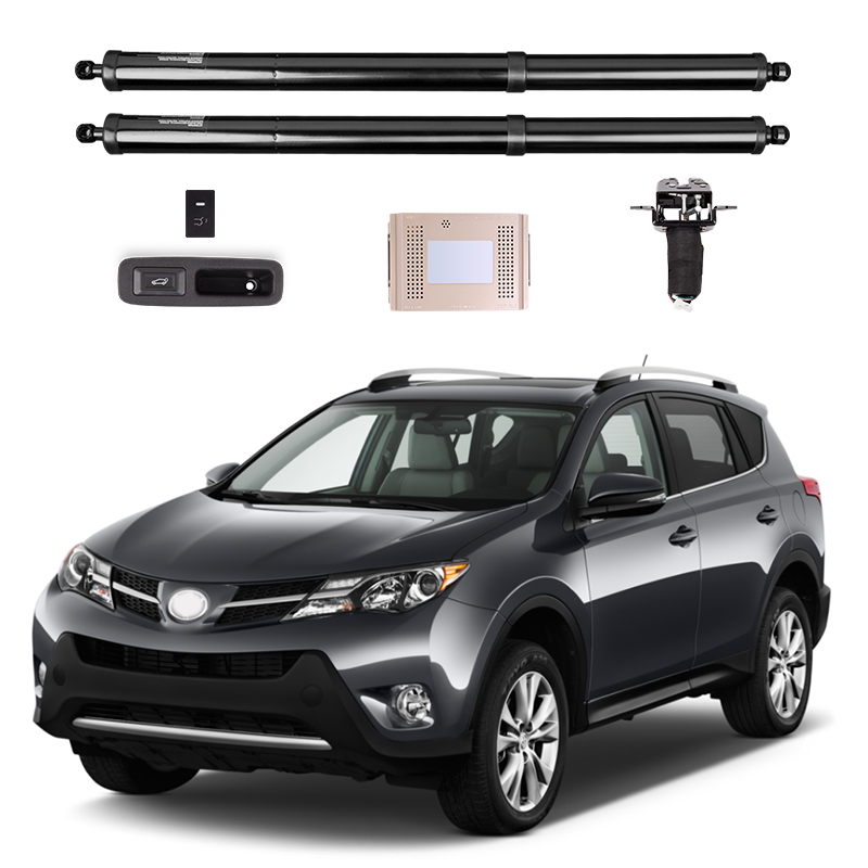 New For TOYOTA RAV4 Electric Tailgate Modified Leg Sensor Tailgate Car Modification Automatic Lifting Rear Door Car Parts
