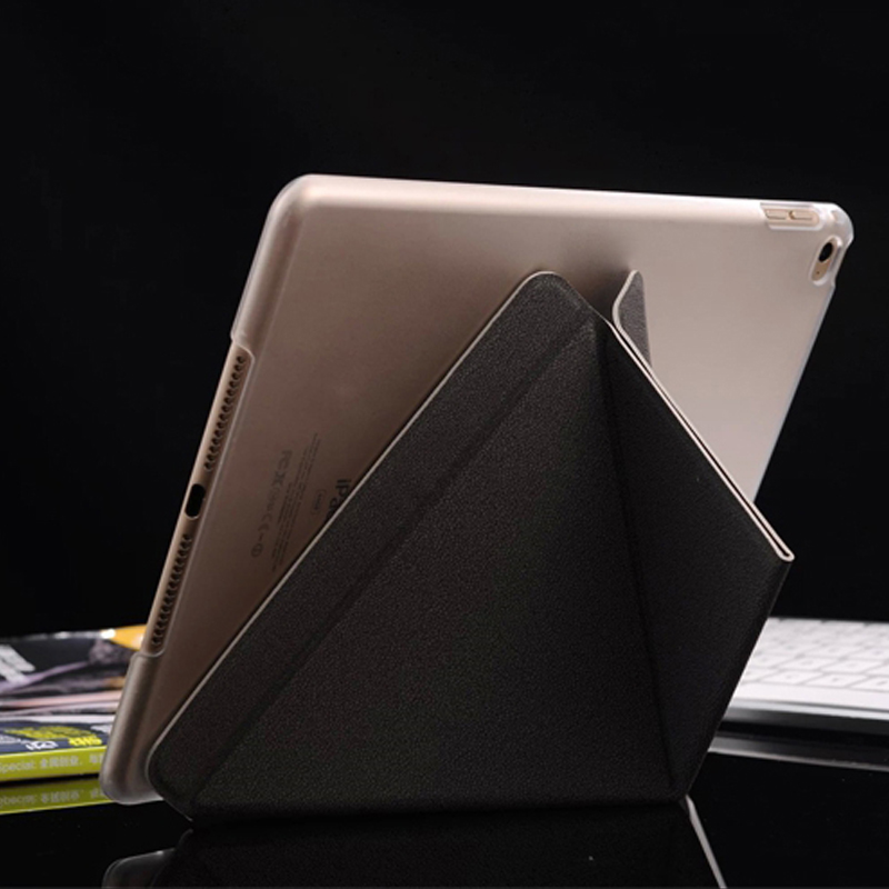 Fashion Case For Apple iPad 9.7 2017 Case Luxury Original High Quality Flip Cover For iPad 9.7 2017 Cover Tablet PC Cover Shell for ipad mini4 cover high quality soft tpu rubber back case for ipad mini 4 silicone back cover semi transparent case shell skin