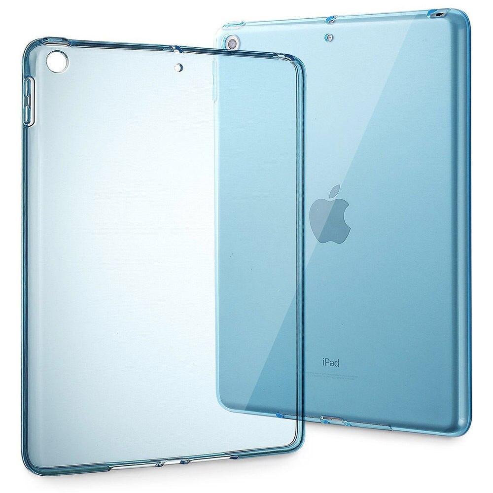 Мягкий кристально чистый чехол для планшета для iPad mini, чехол из ТПУ, прозрачный 7,9 ''бампер, чехол для iPad mini 2 mini 3, чехол из ТПУ