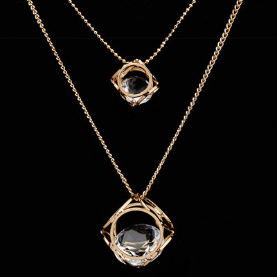 2016 New Women Pendant Necklaces Hollow s