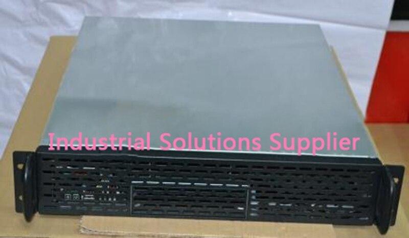 New DP215 AT 2155P 550MM LONG 2U Server Industrial Computer Case 2U Computer Case Atx Power Supply