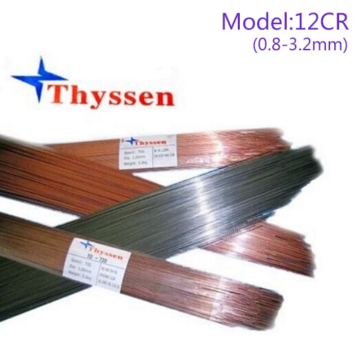 1KG/Pack Thyssen Mould welding wire 12CR for Welders (0.8/0.9/1./0/1.2/1.6/2.0/2.4/3.2mm) T012024 1kg pack gm mould welding wire trader 2344 pairmold welding wire for welders 0 8 1 0 1 2 2 0mm s012001