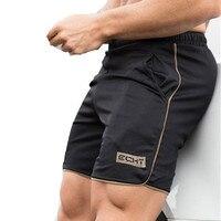 חדרי כושר מכנסיים קצרים קרוספיט לגברים תחתוני גרביונים מותן אלסטיות פעיל הפתילה זכר בגדי מותג תחתוני כושר השחור M-XXL