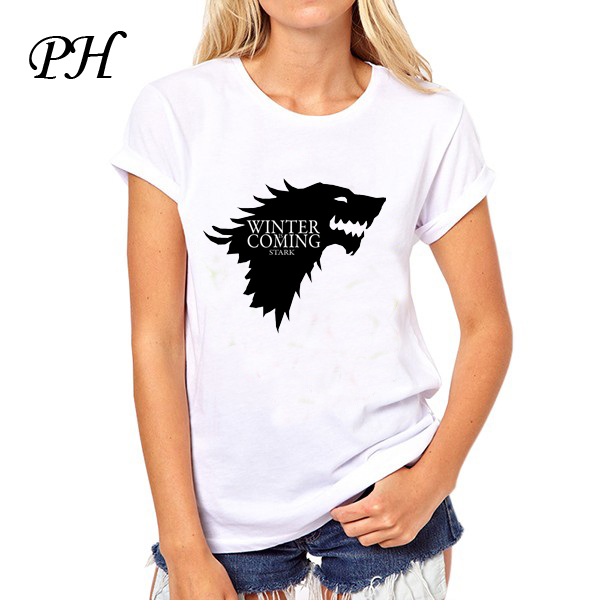 Game of Thrones – Winter is Coming Women T-shirt