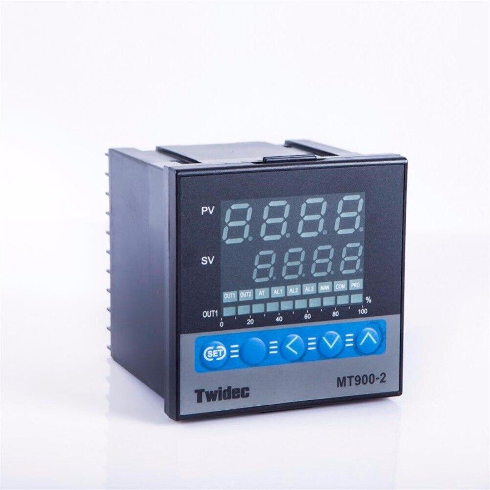 Alta qualidade Relé De Saída de Controle PID Controlador De temperatura Termostato Digital Termometro MT900-2 96*96 sensor de Temperatura