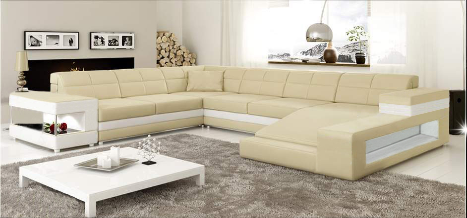 Charming Wholesale Modern L Shape Sofa Cover In Living Room Sofas From Furniture On  Aliexpress.com | Alibaba Group