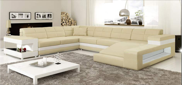 Wholesale Modern l shape sofa cover-in Living Room Sofas
