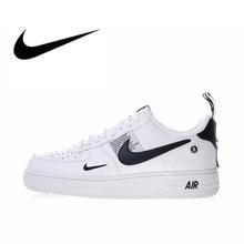 buy online 2eef6 9669d Originele Authentieke Nike Air Force 1 07 LV8 Utility heren Skateboarden  Schoenen Sport Outdoor Sneakers Designer 2018 Nieuwe AJ.