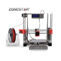 Zonestar P802Q Metal Frame Reprap Prusa I3 DIY 3D Printer Kit