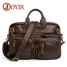 JOYIR Designer Handbags Genuine Leather Travel Bag Men Travel Bags Vintage Luggage Large Duffle Bag Weekend Bag High Quality9911