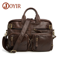 JOYIR Designer Handbags Genuine Leather Travel Bag Men Travel Bags Vintage Luggage Large Duffle Bag Weekend Bag High Quality9911
