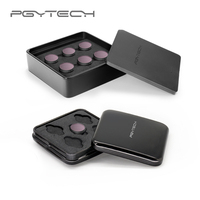 PGYTECH DJI Mavic Air Lens Filters UV CPL ND4 ND8 ND16 ND32 Filter Kit Mavic Air Drone Camera Accessories