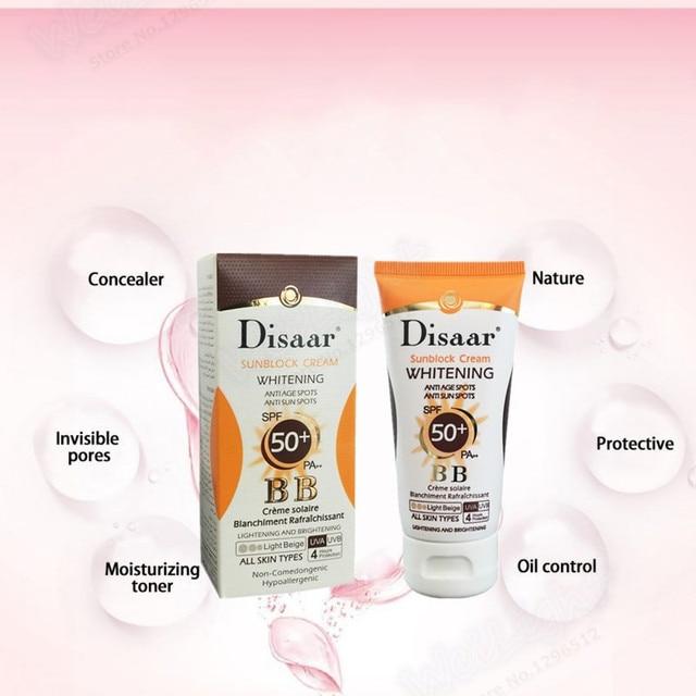 Korea Hot Bare Makeup BB & CC Creams Refreshing Keep the makeup Air cushion & white BB cream Moisturizer Nutritious Natural 3