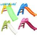 Niños Deslizante Slide Indoor & Outdoor Fun Juguetes Niños Plegable Bebé De Juguete De Plástico de diapositivas de Alta Calidad Grande Juego de Diapositivas para niños