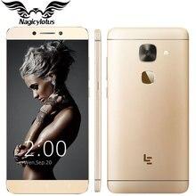 "Ursprüngliche Letv 2X620 LeEco Le 2X620 4G LTE Handy Helio X20 deca core 5,5 ""3 GB RAM 32 GB ROM 1920×1080 16MP Fingerabdruck"