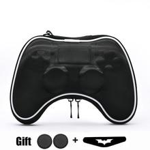 Cứng EVA Túi Đựng Dành Cho Sony PlayStation4 PS4 Bộ Điều Khiển Ốp Lưng Di Động Nhẹ Mang Ốp Lưng Bảo Vệ Cho PS4 Tay Cầm Chơi Game