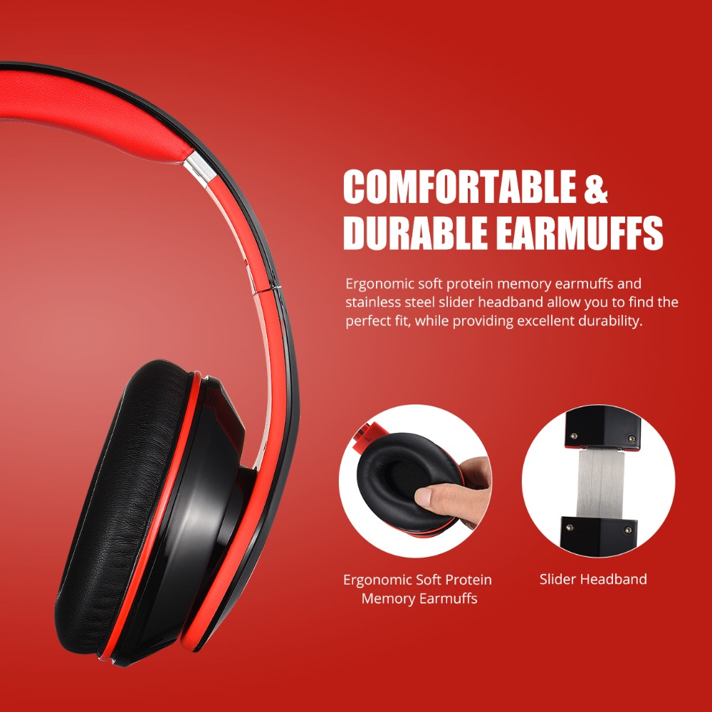 Mpow M3 Wireless Headphones (6)