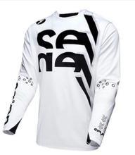 2018BMX off-road ATV motocross jersey AM bicycle downhill jersey цена