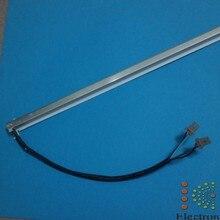 Для 22 дюйма 490 мм * 7 мм CCFL Лампы Подсветки с Рамкой/держатель для ЖК-Монитор Экрана Панели ассамблеи Двухместный лампы 2 шт.
